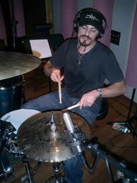 Drum miking